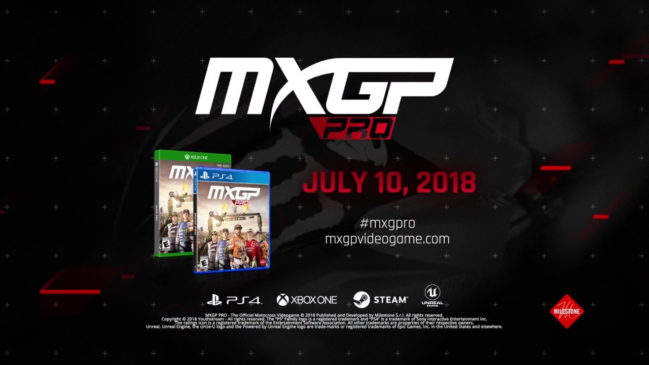 Video MXGP PRO [XBOX ONE]