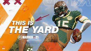 NEW GAME ALERT: Madden 21 | The Yard Trailer