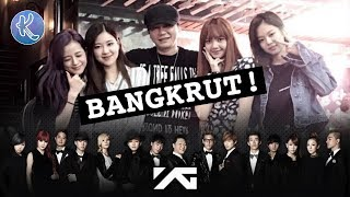 Yg Entertaiment Bangkrut?! Gimana Nasib Blackpink Dan Idol Kpop Lainnya