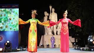 BST 12 Mùa hoa Hà Nội TRONG CHƯƠNG TRÌNH GIAO LƯU VĂN HÓA NGHỆ THUẬT CÁC NƯỚC ASEAN MỞ RỘNG