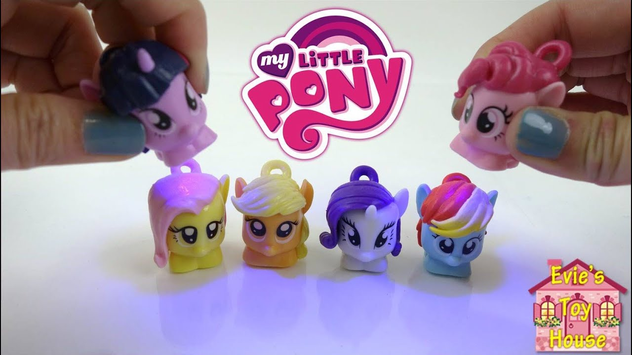 My Little Pony Micro Lite Blind Bag Complete Set| Evies Toy House
