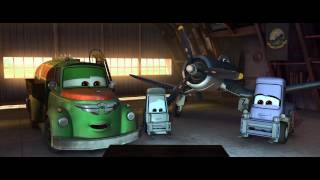 Planes Fire and Rescue: John Lasseter
