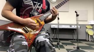 Towards Dead End - Children Of Bodom (Guitar Cover)