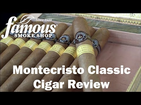 Montecristo Classic video