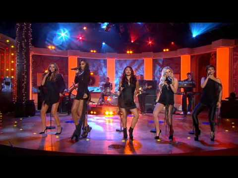 The Saturdays - Forever Is Over LIVE - Paul O'Grady Show
