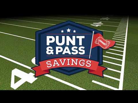 Punt and Pass Savings