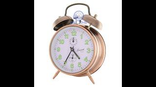 Видео обзор механического будильника Гранат М207-10