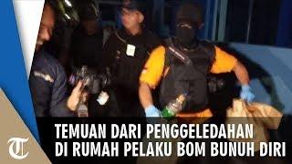 Polisi Geledah Rumah Orangtua Terduga Pelaku Bom Bunuh Diri di Kartasura, Ini Temuannya