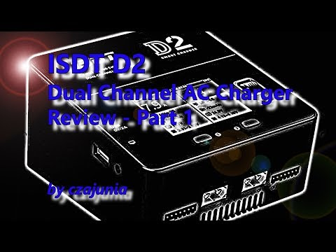 ISDT D2 Review and User Guide