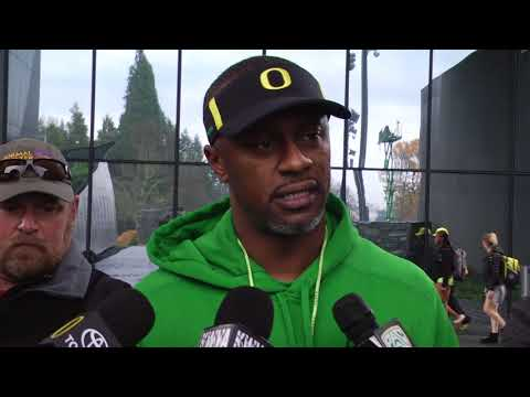 Willie Taggart's Full Interview Before Civil War Rivalry