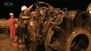 447 Air France Deadly Crash Flight Data Recorder Recovered Atlantic Ocean  May 2011 Airbus A330-203