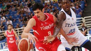Turkey vs Puerto Rico - Full Game - Suzhou International Basketball Challenge and Culture Week 2019