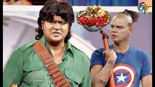 Bullet Bhaskar & Awesome Appi Performance | Jabardasth | 9th April 2021 | ETV  Telugu
