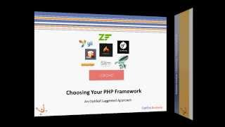 How to choose your PHP Frameworks? - PHP Tutorial 1