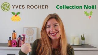 [Revue] Collection de noel Yves Rocher 2020