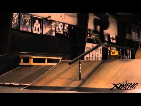 Chris Cady Skates for S.P.O.G.