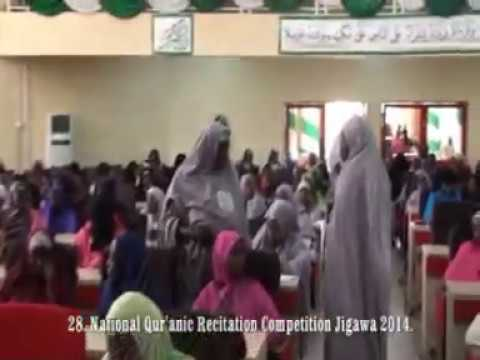 2014 Nigerian Musabaka: Kaduna State 60 Hizb Female Participant
