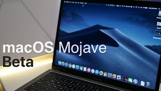 macOS Mojave Beta - What's New?
