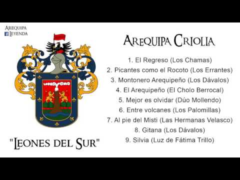 Arequipa Criolla: Valses y marineras arequipeñas (30 minutos)