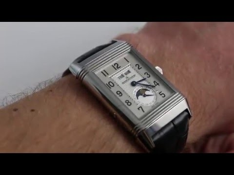 Jaeger LeCoultre Grande Reverso Calendar Luxury Watch Review