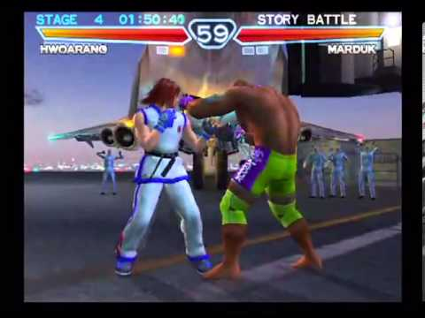 Tekken 4 Walkthrough Playstation 2 Story Battle As Heihachi By Theinnocentsinful1 Game Video Walkthroughs