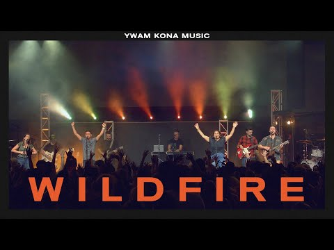 Wildfire - Youtube Live Worship