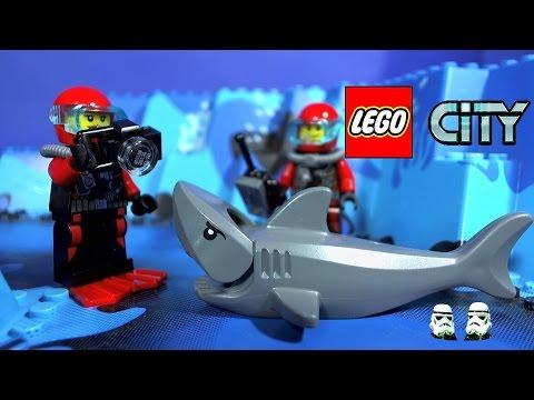 Vidéo LEGO City 60091 : Ensemble de démarrage sous-marin