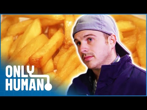 Freaky Eaters | French Fry Addict (Full Episode) | Only Human