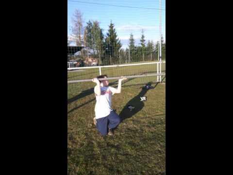 Schwellungen nach Kniegelenkersatz