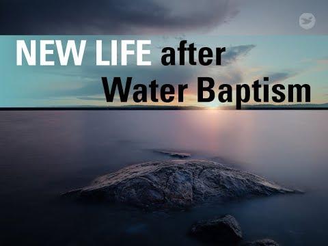 Selain pengampunan dosa, apa dampak rohani lain dari baptisan air?