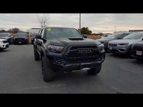 Pre-Owned 2018 Toyota Tacoma