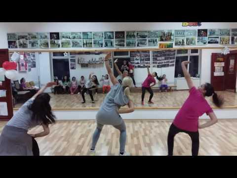 Iyanya-Kukere choreography by Eni Molnar