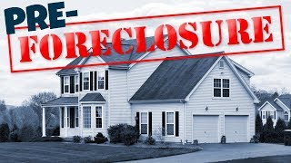 How To Buy Pre Foreclosure Homes