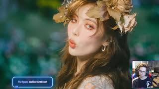 현아 (HyunA) - 'FLOWER SHOWER' MV | Viruss Reaction Kpop