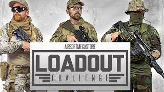 custom gun builder loadout challenge airsoftmegastore com Самые