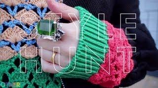 Style Hunt - London Fashion Week