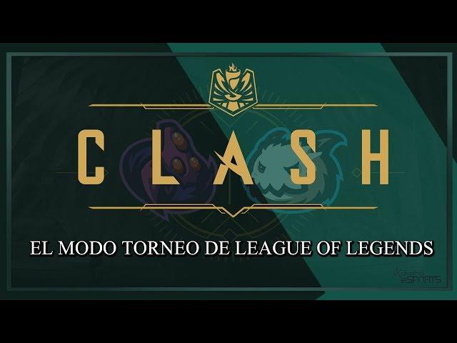 Clash: el modo torneo de League of Legends con el que podrás competir como un pro