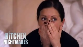 Staff Shocked when Chef Ramsay Shouts at Manager - Kitchen Nightmares