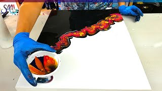 TOP 10 Awesome Acrylic Pouring Techniques | Satisfying Fluid Art | Acrylic Pouring Compilation 2020