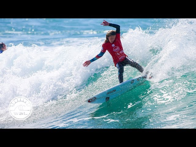 2018 Caparica Primavera Surf Fest Highlights: Finalists Decided in Pumping Surf