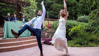 Claire & Steven Mashup Remix Wedding Dance