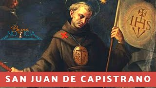 Biografía de San Juan de Capistrano