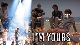 I'M YOURS  - One Direction Evolution.