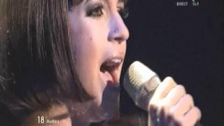 HD EUROVISION 2011 Austria Nadine Beiler -- The secret is love (Final)