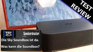 Soundbar Test   Sky Soundbox Review. Die Devialet Soundbar mit richtig Bass und 3D Klang.