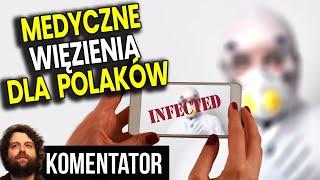 """""""Medyczne Więzienia"""" dla Polaków – Co Ten PIS Wyprawia? – Pamiętacie Obozy FEMA?"""