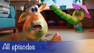 Booba - Compilation of All 55 episodes - Cartoon for kids