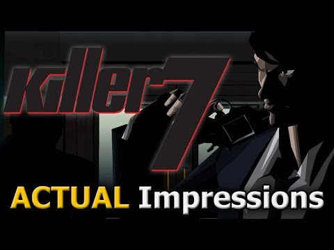 killer7 (ACTUAL Impressions) video thumbnail