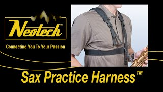 Neotech Sax Practice Harness - Product Peek
