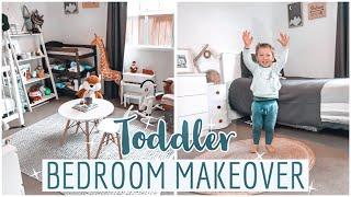 EXTREME BOYS BEDROOM MAKEOVER + KMART DECOR || BEFORE & AFTER ROOM TRANSFORMATION || JESS & TRIBE
